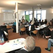 GODYO-Technologietag Live-Hacking-Session 2018