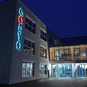 GODYO-Firmengebäude