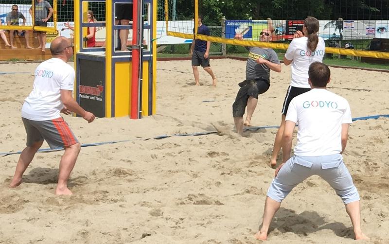 HPE Beach-Volleyball-Turnier