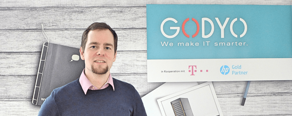 Mitarbeiter-Interview mit IT-Consultant Cornelius
