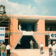 Einweihung des neuen Firmengebäudes 1996