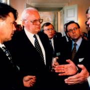 GODYO Auszeichnung durch den Bundespräsidenten Roman Herzog