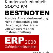 GODYO P4 Zufriedenheitsstudie 2008