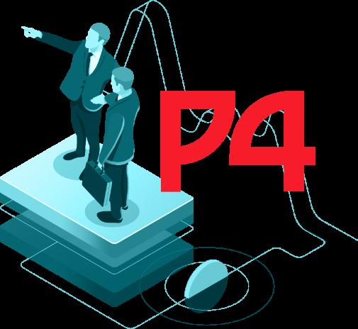 GODYO P4 ERP-System Portfolio