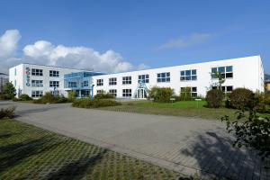 Firmengebäude der GODYO-Unternehmensgruppe
