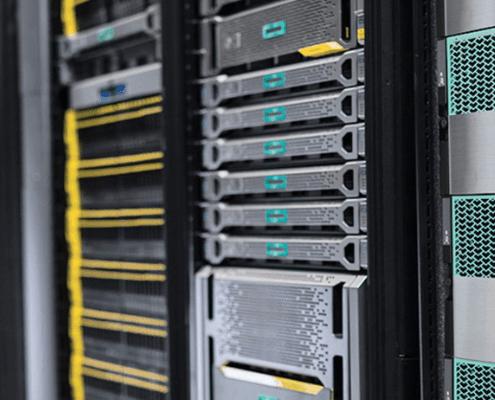 HPE Nimble Storage All-Flash-Arrays