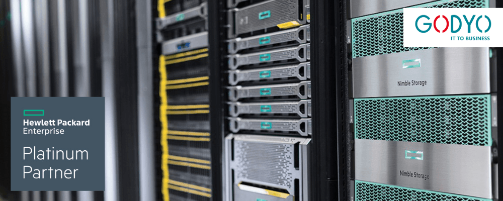 HPE Nimble Storage All-Flash-Arrays