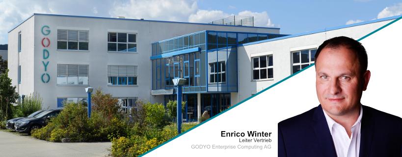 Enrico Winter Vertriebsleiter GODYO