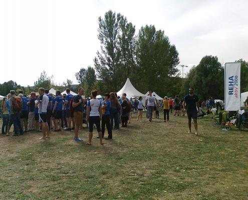 13. GODYO Drachenboot-Sprint 2019
