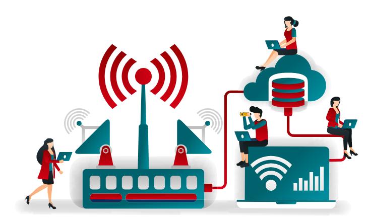 GODYO - Wi-Fi 6 Cisco