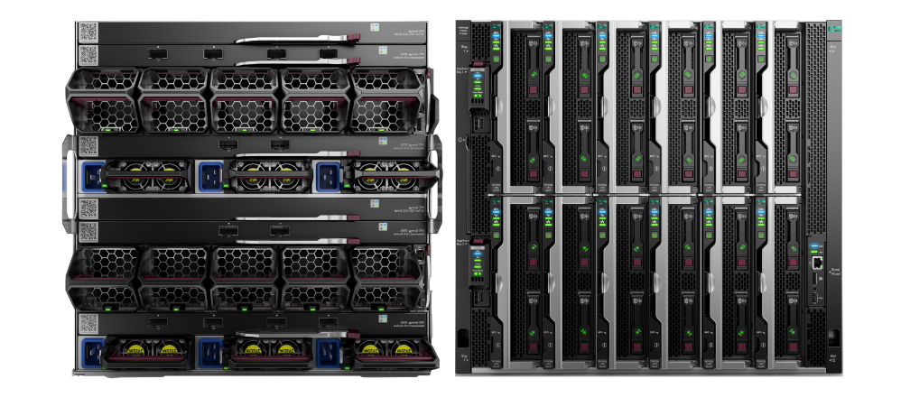 HPE Synergy | Software-Defined Composable Infrastructure