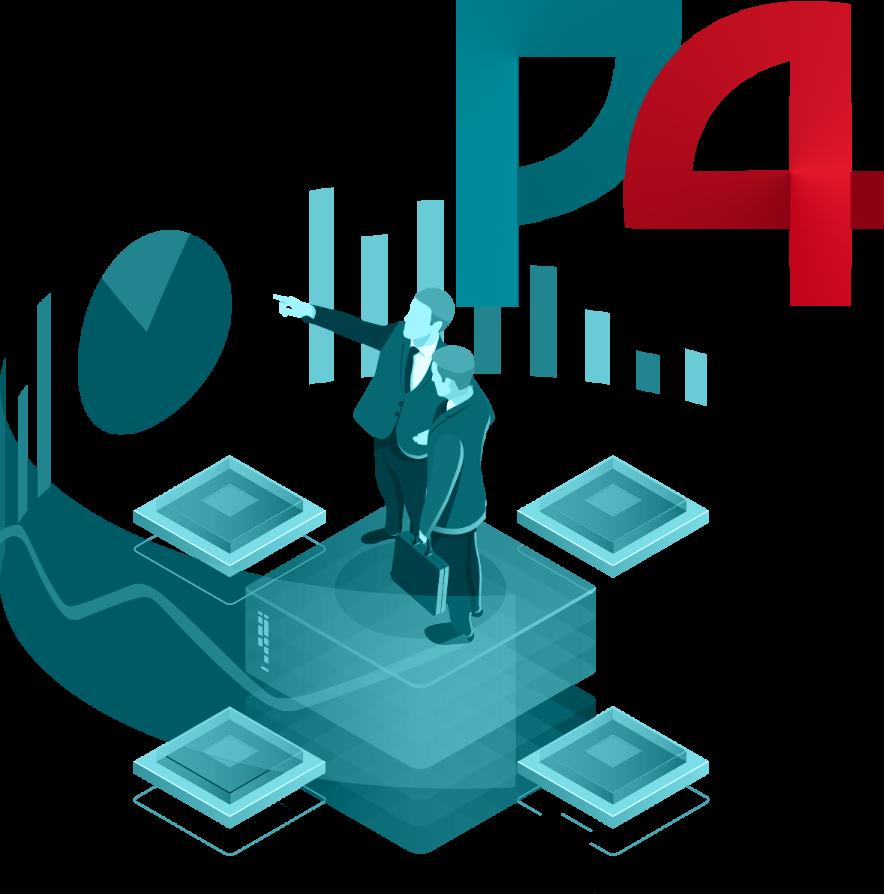 GODYO P4 ERP-System für Fertigungsunternehmen