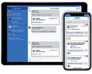 mobile Agorum-App