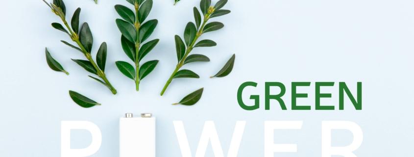 Green Power - Ökostrom