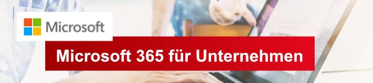 Microsoft 365 Produkte und Workshops
