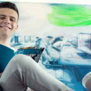 Mitarbeiter-Interview Praktikant Florian